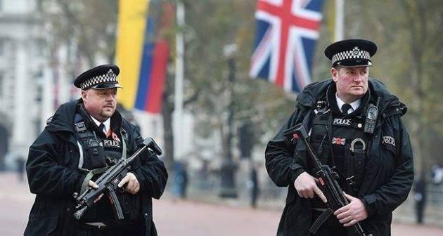 العصابات في بريطانيا