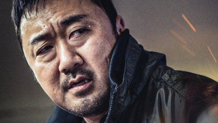 افلام الممثل الكوري ما دونغ سوك