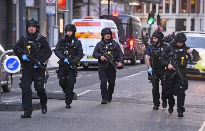 العصابات في لندن