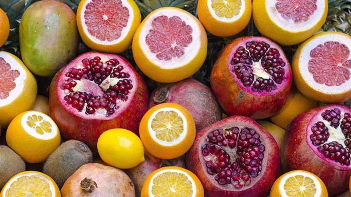 أفضل أنواع الفواكه