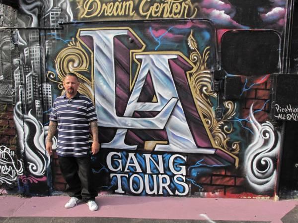 العصابات في لوس انجلوس