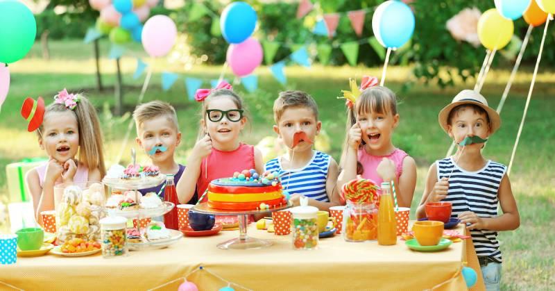 أفكار عيد ميلاد أطفال 2020