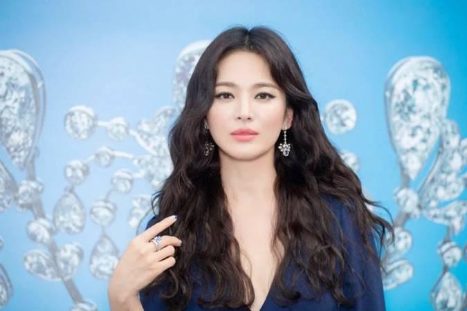 الممثلة الكورية سونغ هي كيو