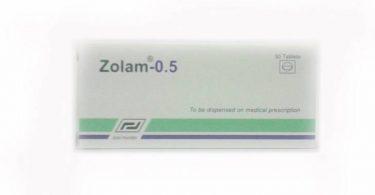 زولام Zolam لعلاج القلق والتوتر