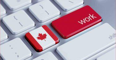 العمل في كندا
