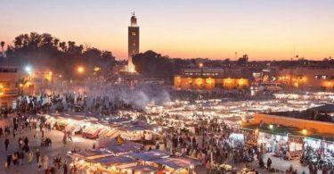 مدن غرب المغرب
