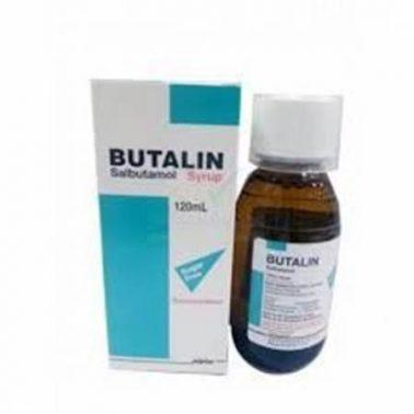 دواء بوتالين Butaline لعلاج أزمات الربو