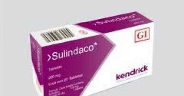 سولينداك Sulindac مسكن للألم وخافض للحرارة
