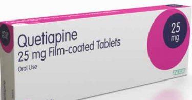 كويتيابين Quetiapine علاج مرض انفصام الشخصية