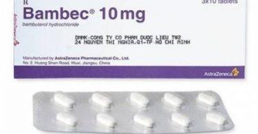 بامبيك Bambec لعلاج أزمات الربو وضيق التنفس