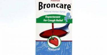 برونكير Broncare لعلاج الكحة ونزلات البرد