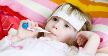 الأسيتامينوفين Acetaminophen علاج الحمي عند الأطفال