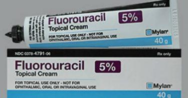 فلورويوراسيل Fluorouracil لعلاج الأمراض الجلدية
