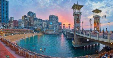 مدن شمال مصر