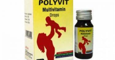 بوليفيت نقط فم Polyvit فيتامينات للأطفال