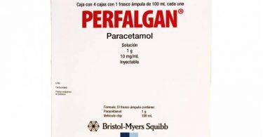 بيرفالجان Perfalgan لعلاج الأنفلونزا ومسكن للآلام