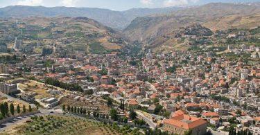 مدن شمال لبنان