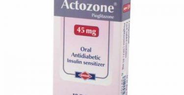 اكتوزون Actozone علاج داء السكري من النوع الثاني