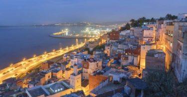 مدن شمال المغرب