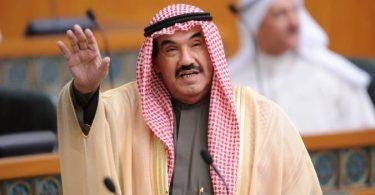 ناصر المحمد الأحمد الصباح