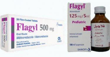 دواء فلاجيل دواعي الاستعمال النشرة الداخلية بالكامل.