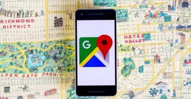 العمل في خرائط جوجل