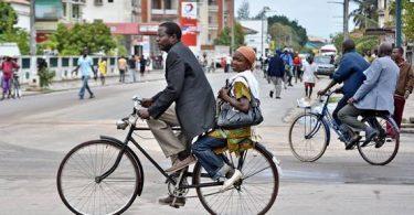 العمل في موزمبيق