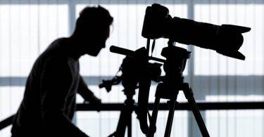 تخصص التصوير السينمائي
