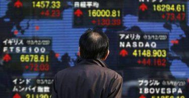 سوق الأسهم اليابانية