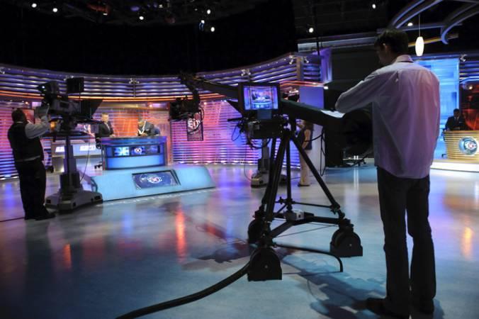 مهارات التصوير التلفزيوني