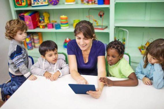 أفكار لنشاط رياض الأطفال