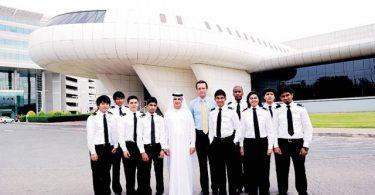 معلومات عن كلية الإمارات للطيران