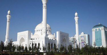 معلومات عن جامع موسكو الكبير في روسيا