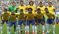 البرازيل في كأس العالم 2014