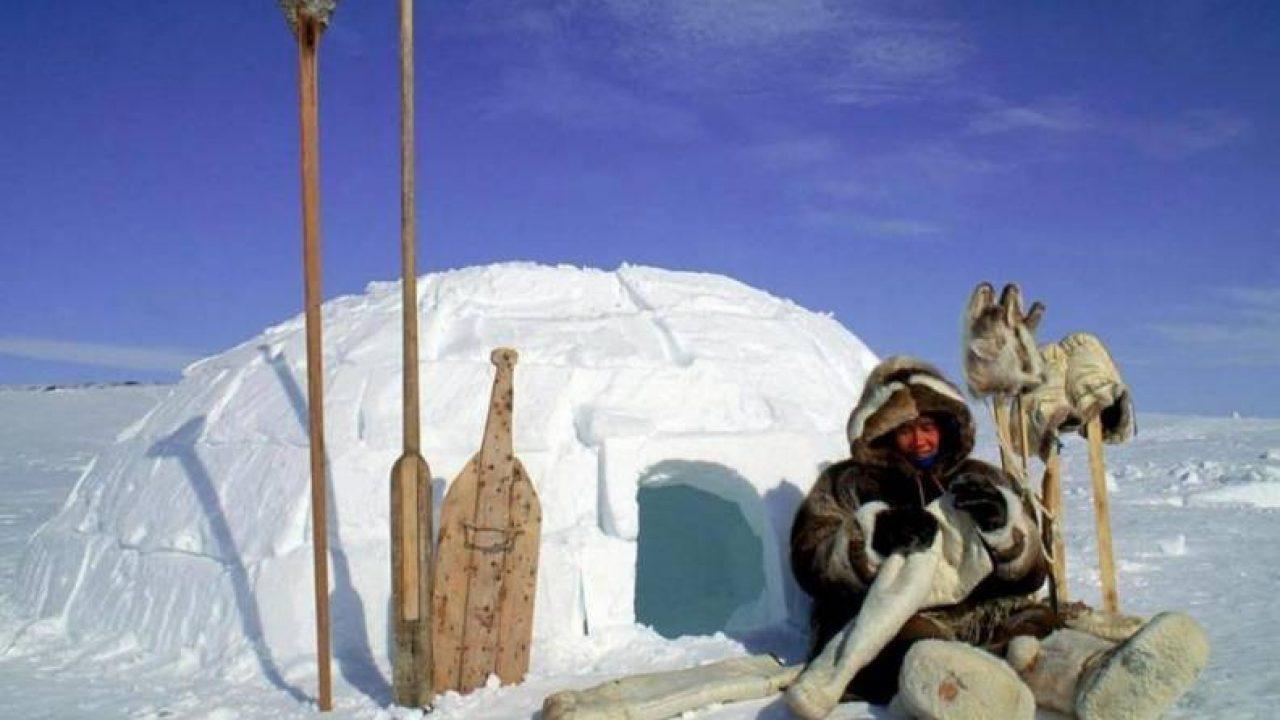 العلاقة بين رواد الفضاء وقبائل الاسكيمو في القطب الشمالي موقع معلومات