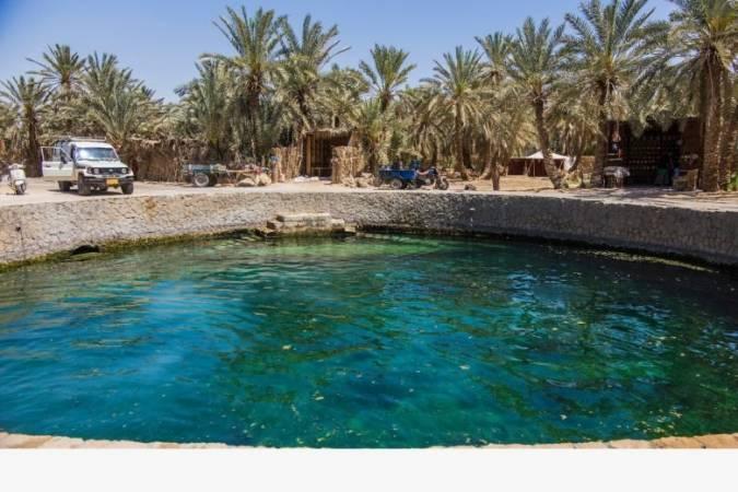 معلومات عن السياحة العلاجية في سيوة
