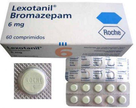 برومازيبام Bromazepam لعلاج القلق