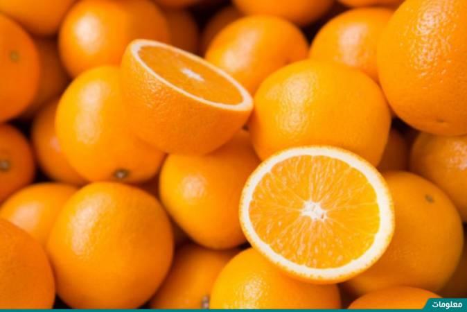 صورة فوائد اكل البرتقال على الريق