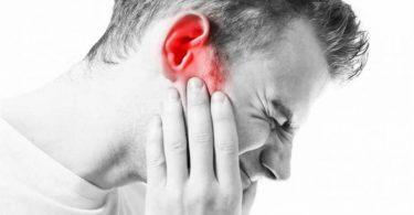 اعراض التهاب الاذن الوسطى عند الكبار