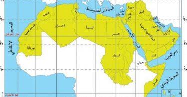 الفرق بين الموقع الفلكي والموقع الجغرافي