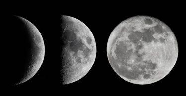 سبب تشكل الجبال حول حواف البحار القمرية
