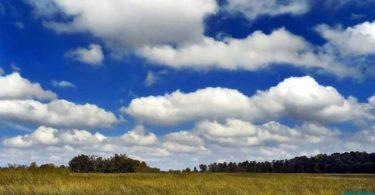 لماذا لا يحدث هطول من جميع انواع الغيوم