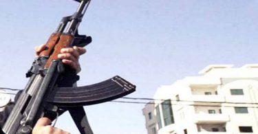 هل يجوز ترويع غير المسلم برفع السلاح عليه