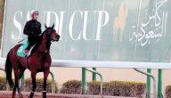 الخيول المشاركة في كأس السعودية 2021