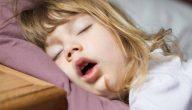 اعراض اللحمية عند الاطفال