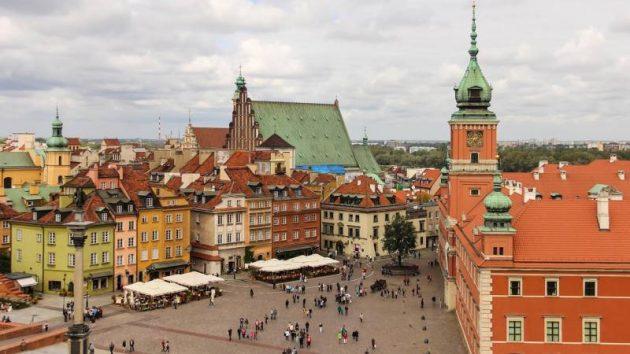 عاصمة دولة بولندا