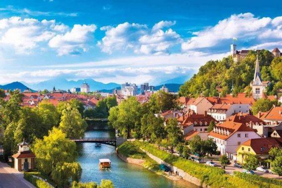 عاصمة دولة سلوفينيا