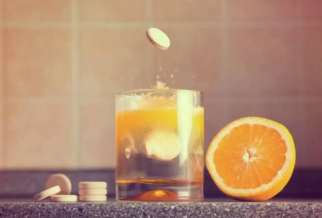 صورة تجربتي مع شرب فيتامين سي الفوار