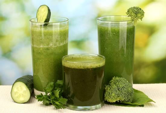 صورة مكونات العصيرالأخضر .. إليك أبرز الطرق لإعداد عصير أخضر صحي ومغذي