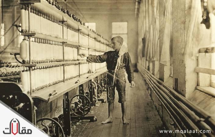 الثورة الصناعية الأولى